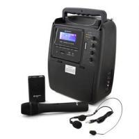 prenosný ozvučovací systém s akumulátorom Adastra EZPA