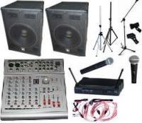 Ozvučovacia zostava MiniMax 5 - informativne foto