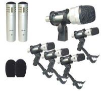 sada mikrofonov pre bicie DSM 7B