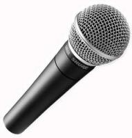 mikrofon Shure SM58 SE