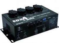 Stmievač Dimmer EDX4-DMX