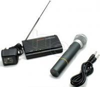 Bezdrôtovy profesionálny mikrofón Sekaku WR101 R