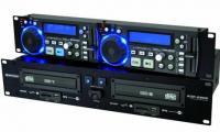 Omnitronic XDP-2800 SD / USB prehrávač