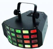 LED Quad Derby RGB