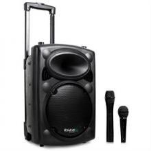 Prenosné bezdrôtové ozvučenie PORT10MP3+FM